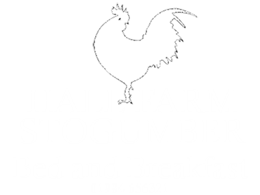 Hall Farm Bed and Breakfast Logo